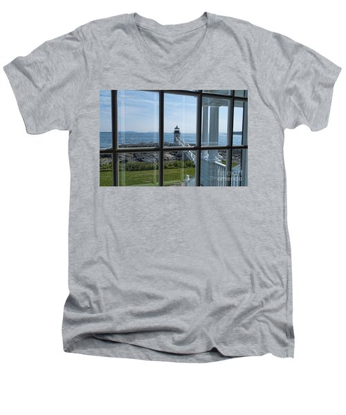 The Keeper's View Men's V-Neck T-Shirt