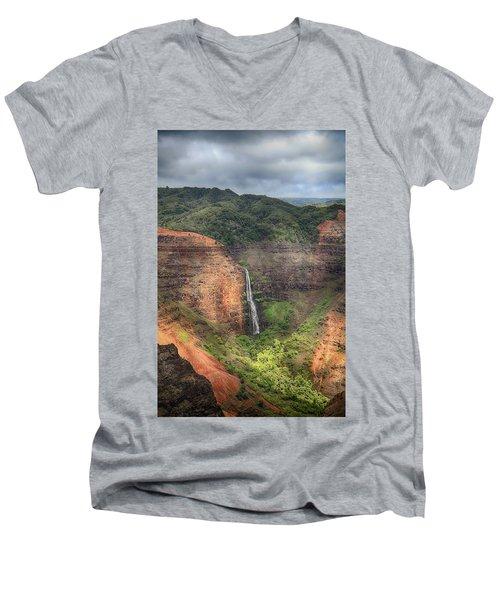 The Kind Of Love That Lasts Forever Men's V-Neck T-Shirt
