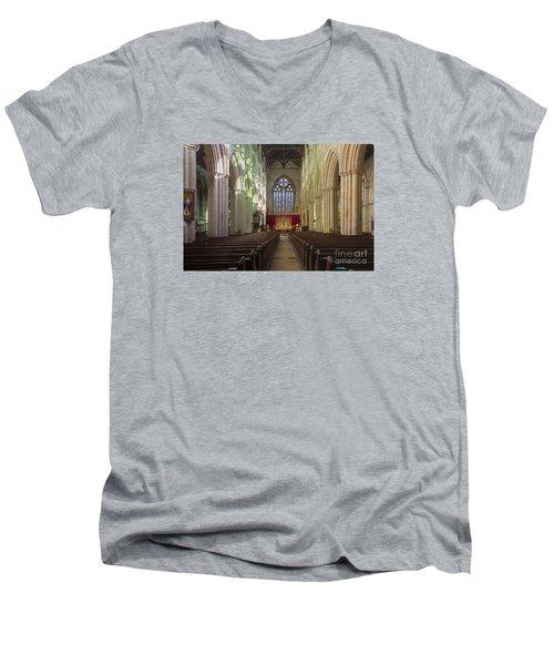 The Knave Men's V-Neck T-Shirt