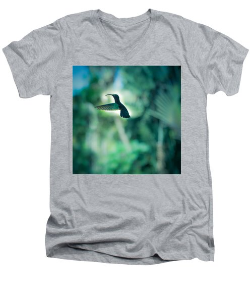 The Levitation Men's V-Neck T-Shirt