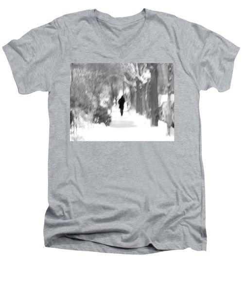 The Long December Men's V-Neck T-Shirt