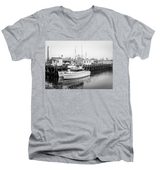 The Lorabee-1979 Men's V-Neck T-Shirt
