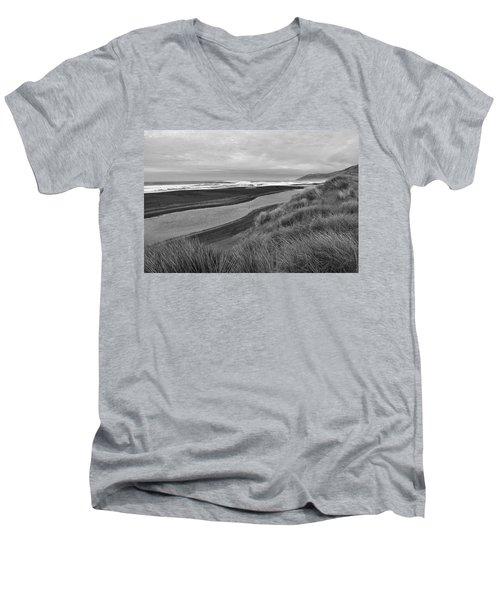 The Lost Coast Men's V-Neck T-Shirt