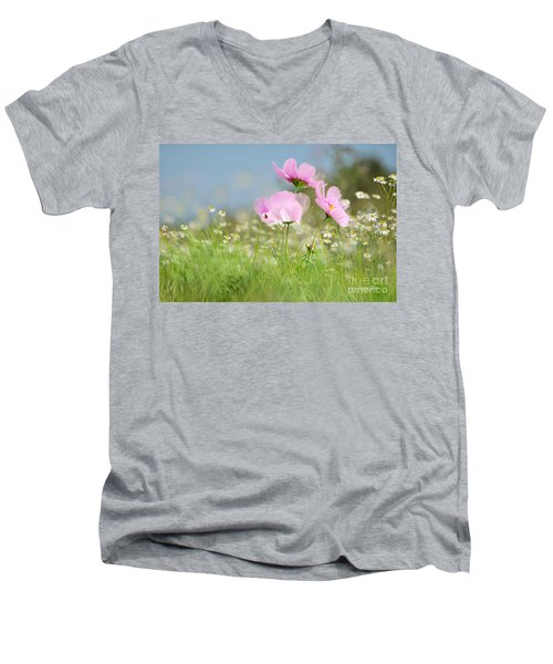 The Meadow Men's V-Neck T-Shirt