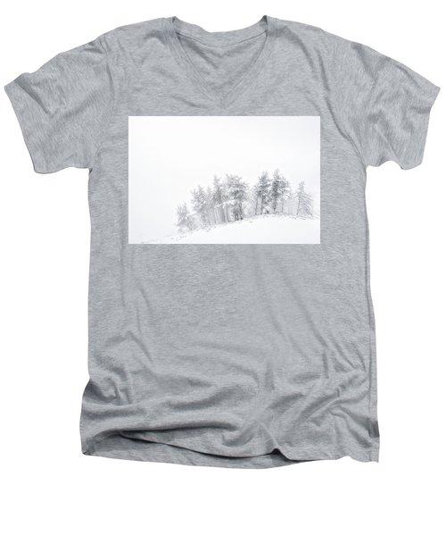 The Minimal Forest Men's V-Neck T-Shirt