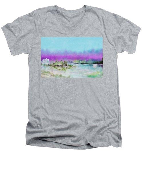 The Mist Men's V-Neck T-Shirt