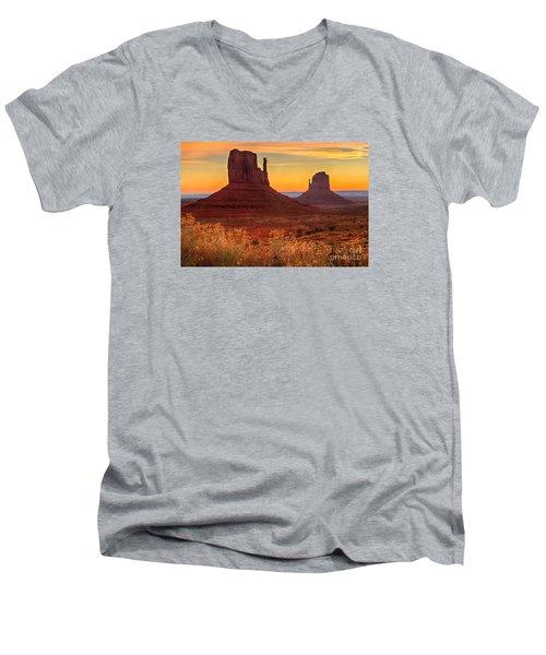The Mittens Men's V-Neck T-Shirt