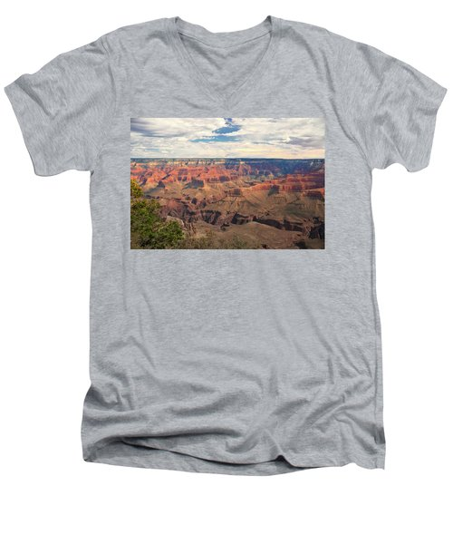 The Natives Holy Site Men's V-Neck T-Shirt
