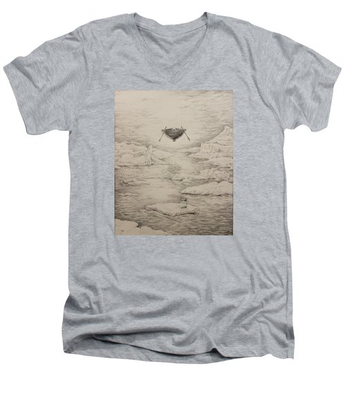 The Non-locals Men's V-Neck T-Shirt
