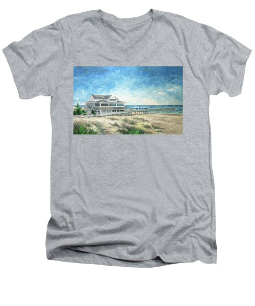 The Oceanic Men's V-Neck T-Shirt