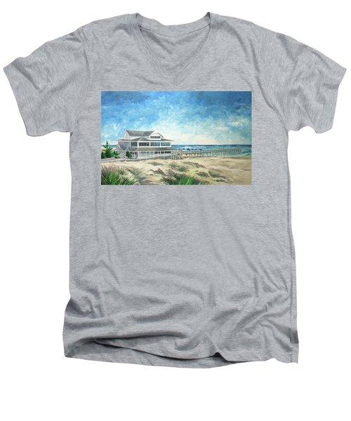 The Oceanic Men's V-Neck T-Shirt