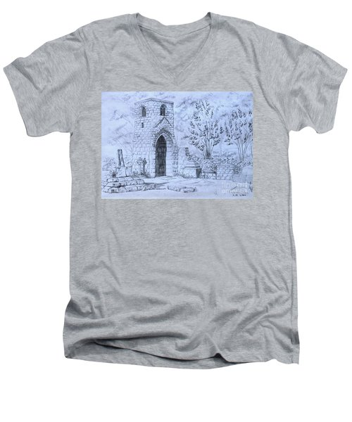 The Old Chantry Men's V-Neck T-Shirt
