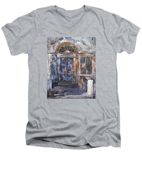 The Old Gate Men's V-Neck T-Shirt