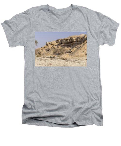 The Old Gatekeeper 03 Men's V-Neck T-Shirt