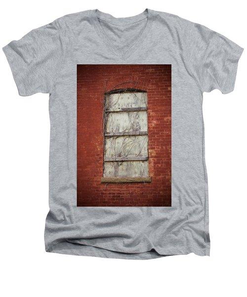 The Old Hospital Men's V-Neck T-Shirt