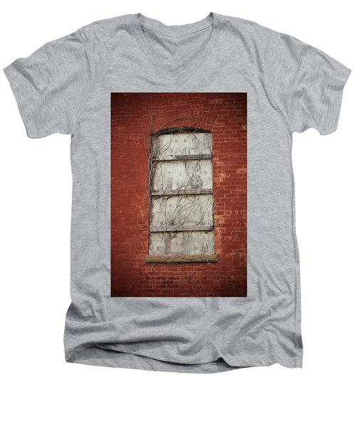 The Old Hospital Men's V-Neck T-Shirt
