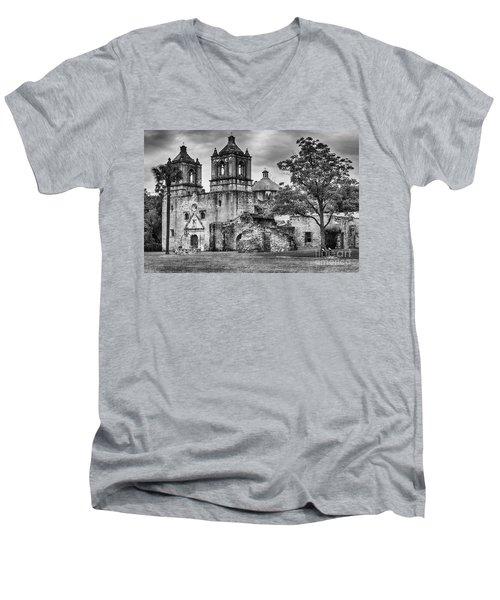 The Old Mission Men's V-Neck T-Shirt