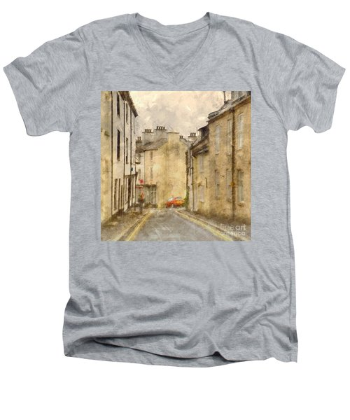 The Old Part Of Town Men's V-Neck T-Shirt