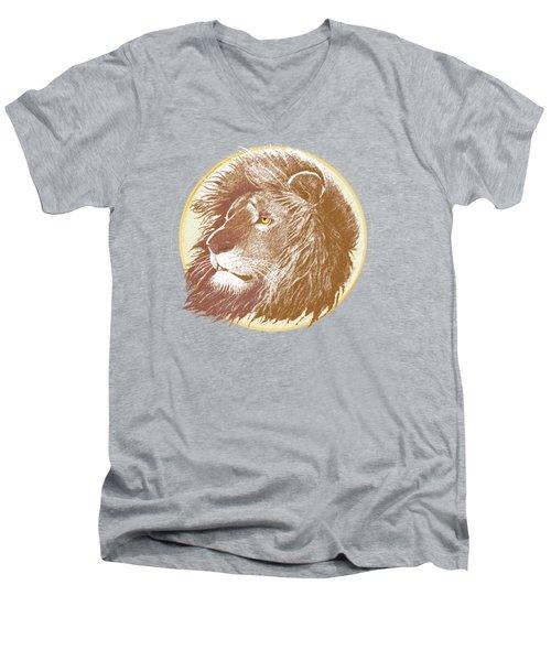 The One True King Men's V-Neck T-Shirt