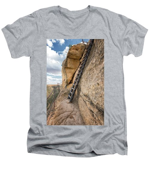 The Only Way Out Men's V-Neck T-Shirt