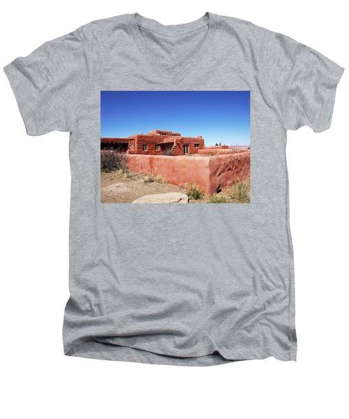 The Painted Desert Inn Men's V-Neck T-Shirt