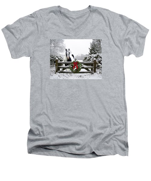 The Perfect Christmas Men's V-Neck T-Shirt