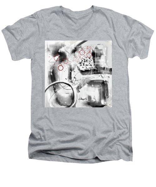 The Power Of Love Men's V-Neck T-Shirt
