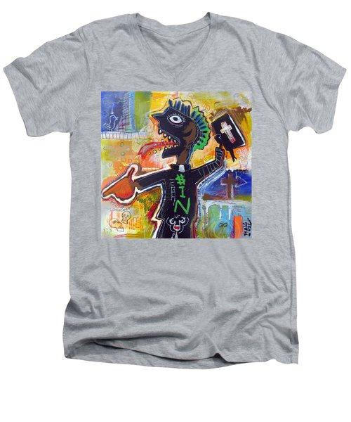 The Prophet Men's V-Neck T-Shirt