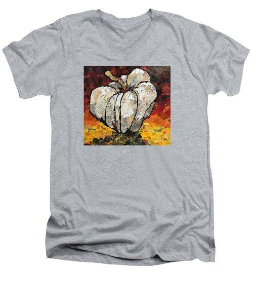 The Pumpkin Men's V-Neck T-Shirt