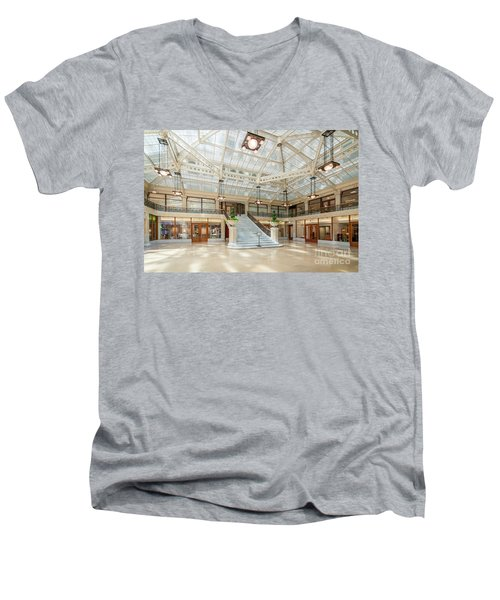 The Rookery Men's V-Neck T-Shirt