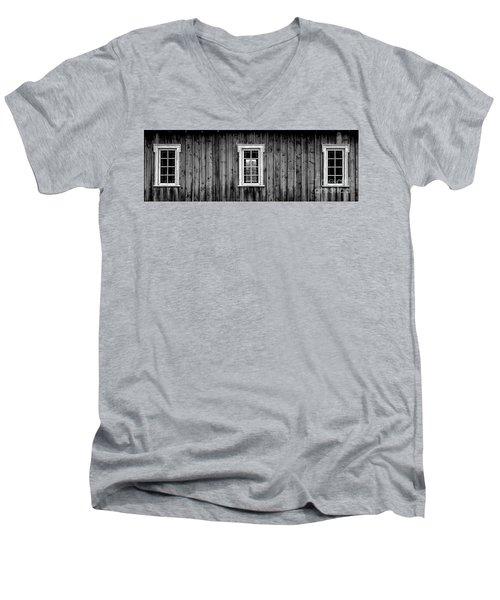 The School House Men's V-Neck T-Shirt