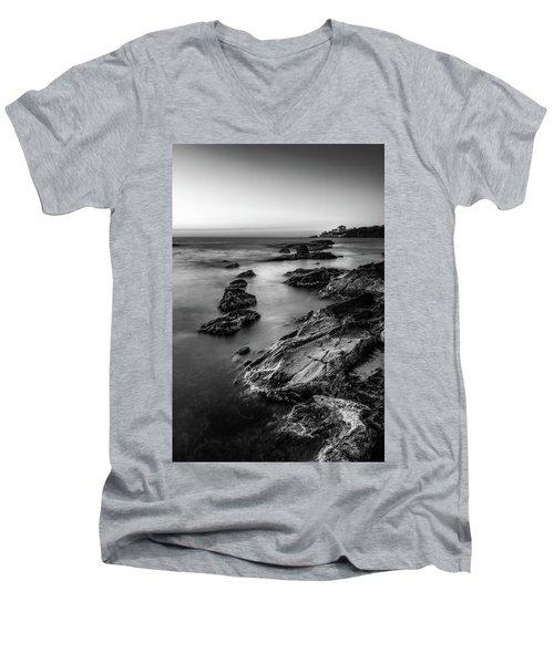 The Sea Serpent Men's V-Neck T-Shirt