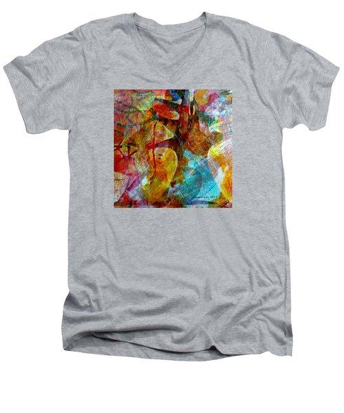 The Seller Men's V-Neck T-Shirt