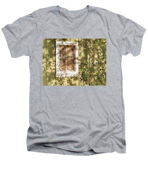 The Shed Window Men's V-Neck T-Shirt