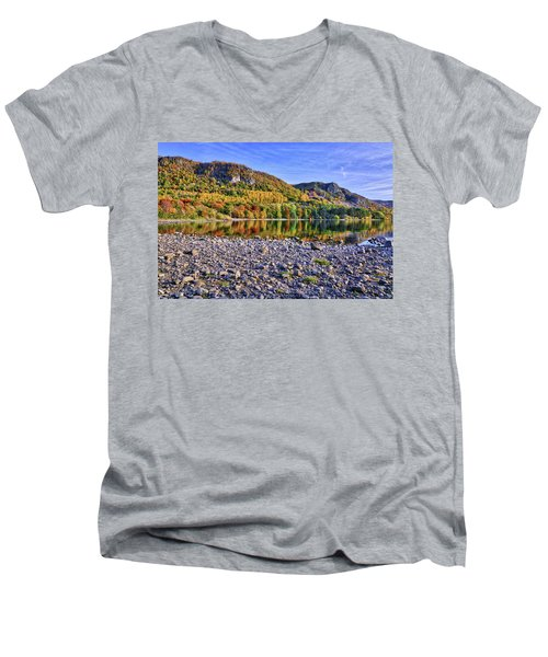The Shore Men's V-Neck T-Shirt