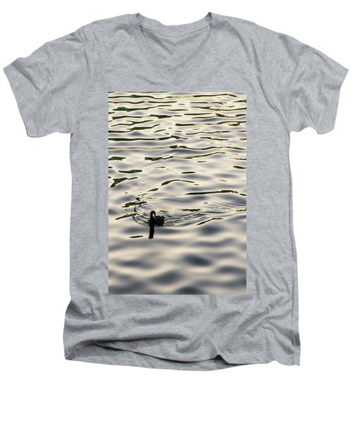 The Simple Life Men's V-Neck T-Shirt