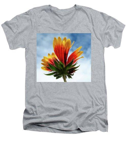 The Sky Is The Limit Men's V-Neck T-Shirt