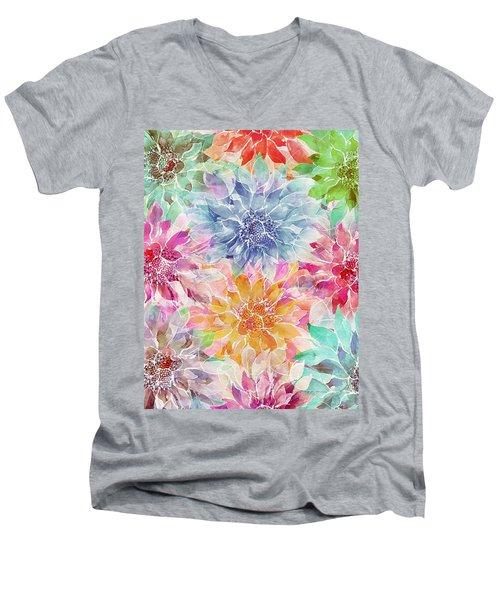 The Smell Of Spring 3 Men's V-Neck T-Shirt