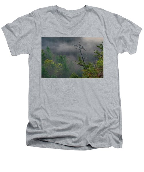 The Snag Men's V-Neck T-Shirt