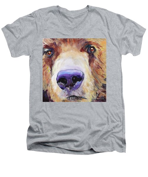 The Sniffer Men's V-Neck T-Shirt