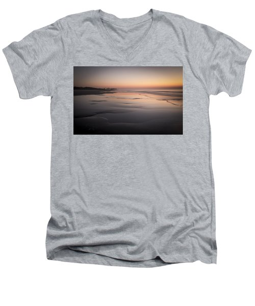 The Story Of The Earth Men's V-Neck T-Shirt