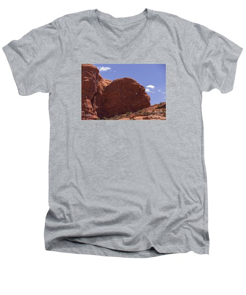 The Thing Men's V-Neck T-Shirt