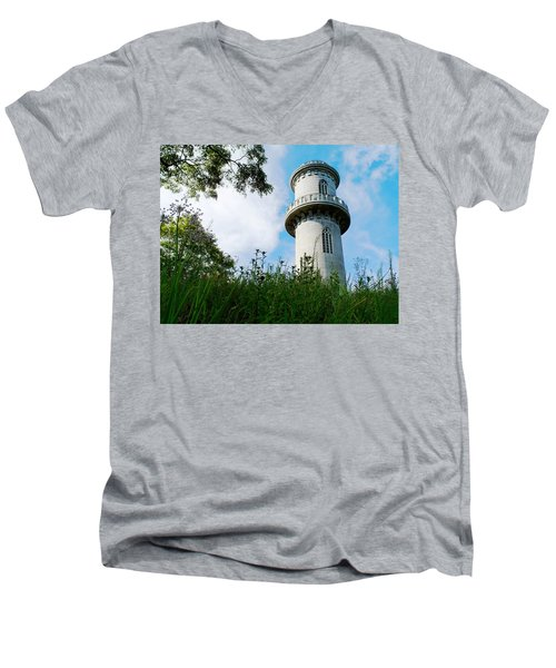 The Tower Men's V-Neck T-Shirt