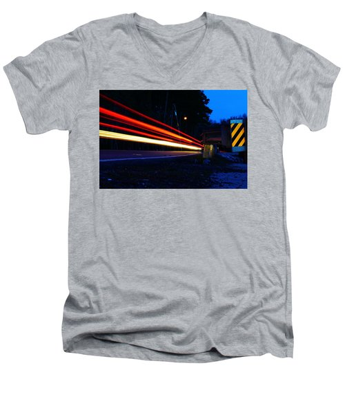 The Trail To... Men's V-Neck T-Shirt