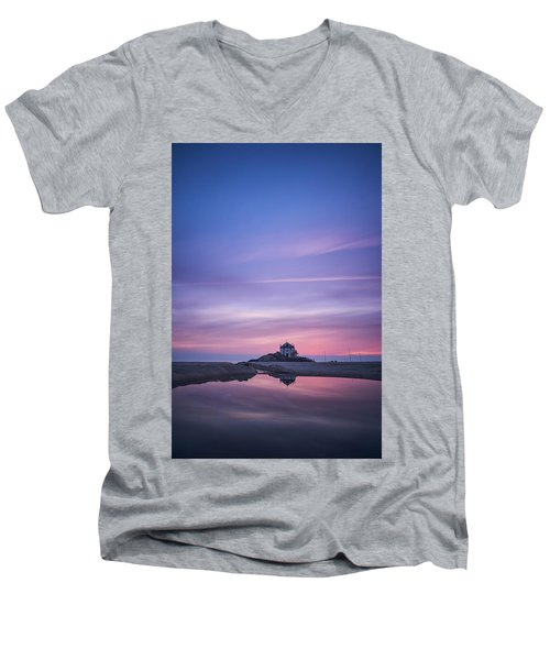 The True Colors Of The World 2 Men's V-Neck T-Shirt