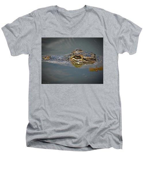 The Two Dragons Men's V-Neck T-Shirt