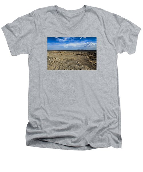 The Vastness Men's V-Neck T-Shirt