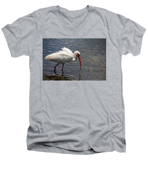 The Water's Edge Men's V-Neck T-Shirt