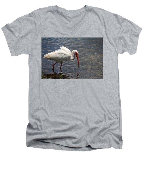 The Water's Edge Men's V-Neck T-Shirt