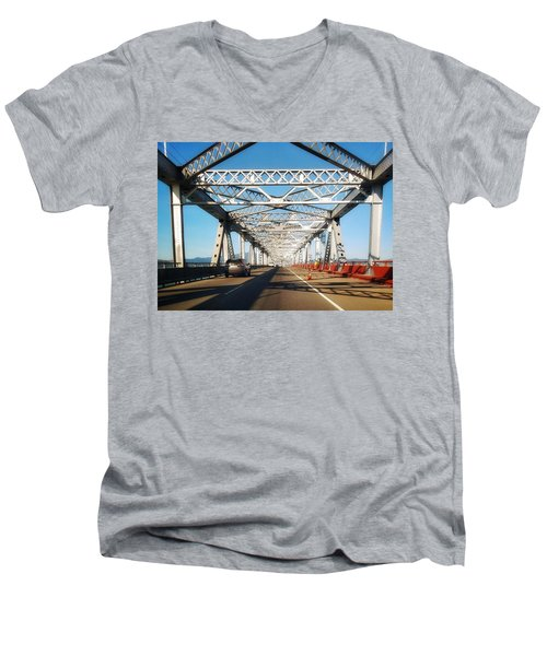The Way To New Orleans Men's V-Neck T-Shirt